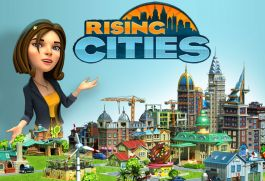Rising Cities - построй свой город и управляй им