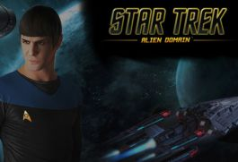 Обзор игры Star Trek: Alien Domain