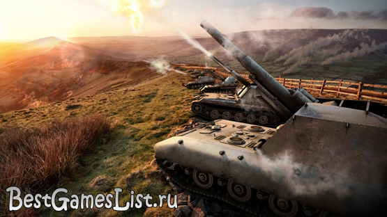 САУ World of Tanks