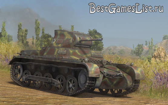 Легкие танки World of Tanks
