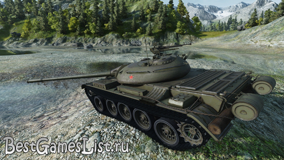 Средние танки World of Tanks